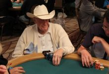 Doyle Brunson Takes Charge of Dolly's Game on PokerGo