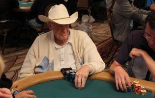 Doyle Brunson Takes Charge of Dolly's Game on PokerGo