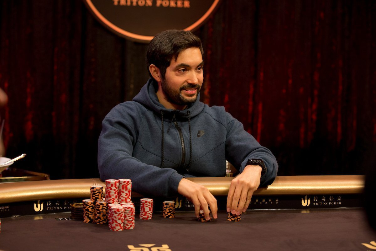Timothy Adams Triton Poker