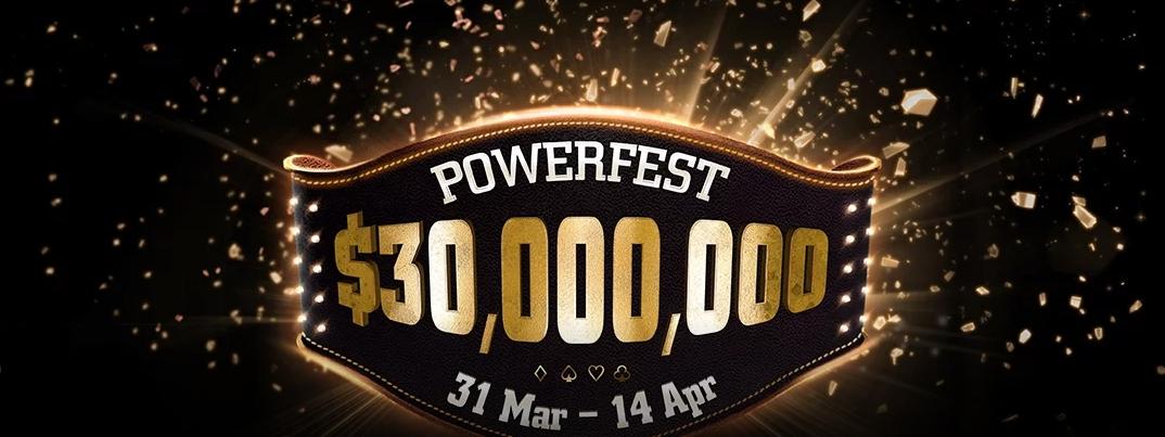 Partypoker Powerfest vs. PokerStars SCOOP