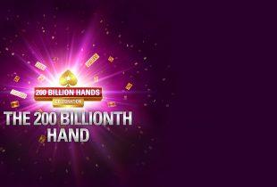 200 Billion Not Out: PokerStars Celebrates Another Milestone with $1 Million Promo