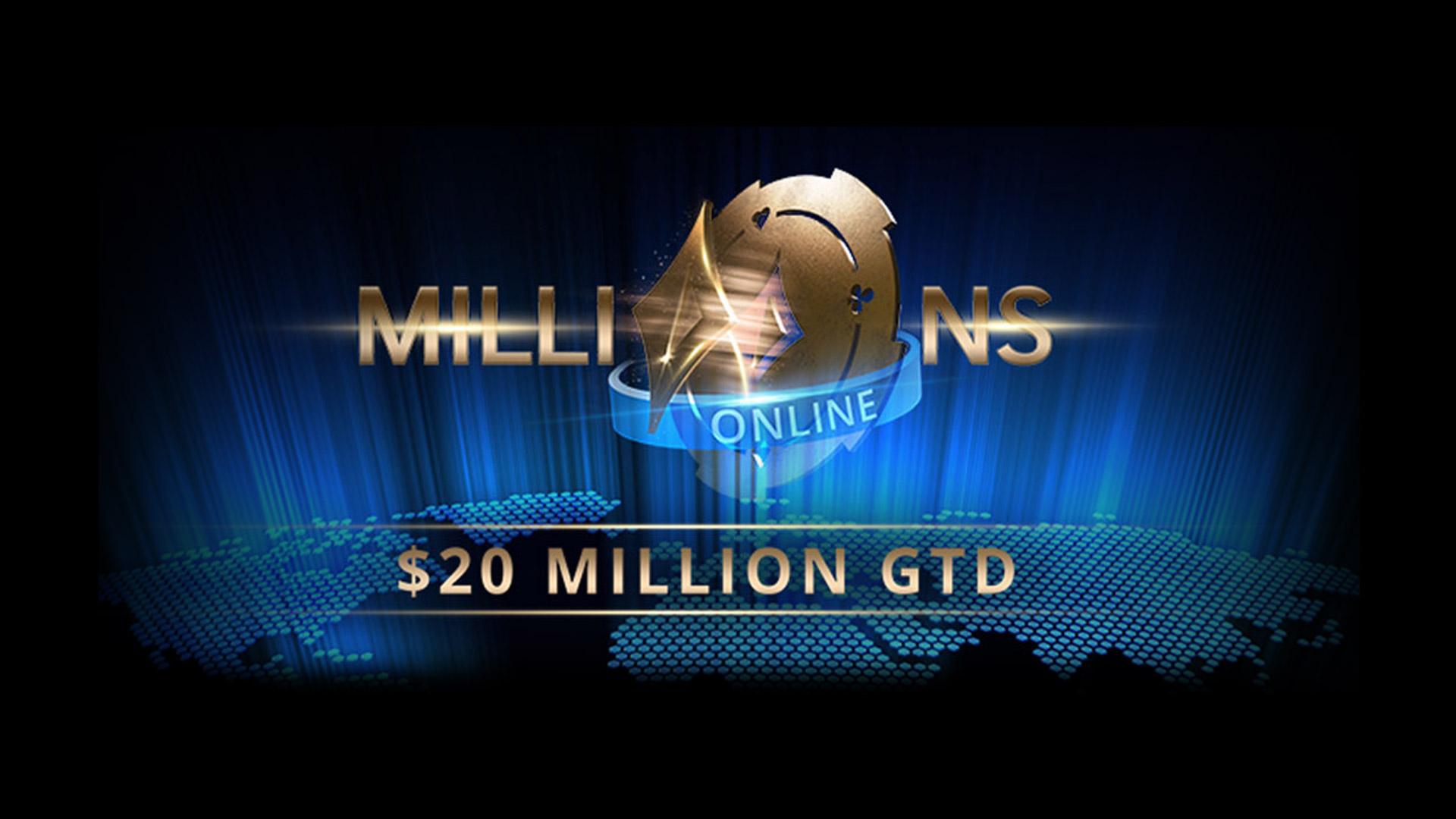 Partypoker Millions Online 3