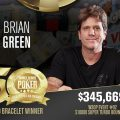Brian Green WSOP winner