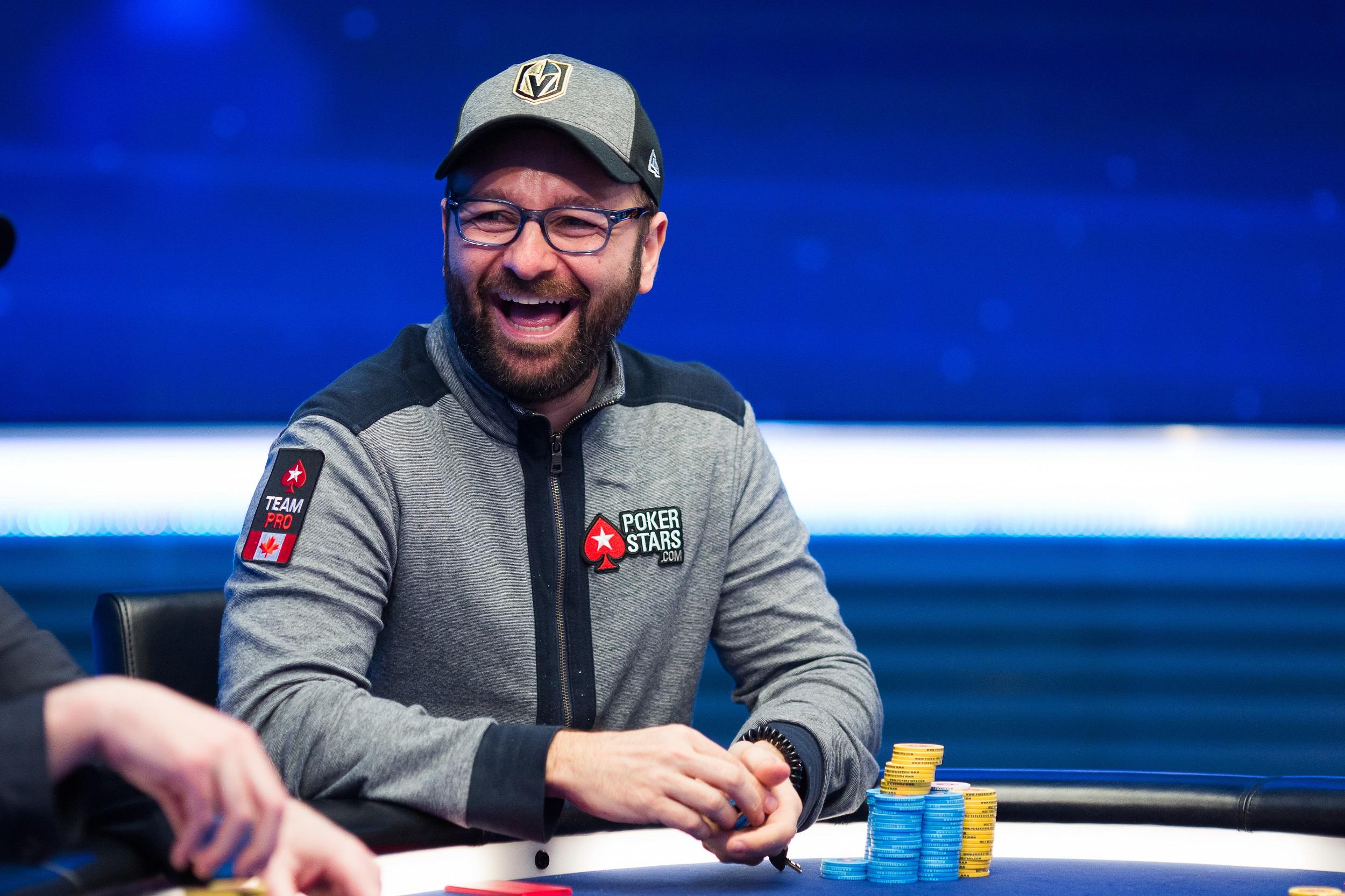 Daniel Negreanu PokerStars