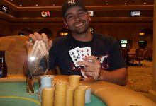US Pros Dominate WSOP $500 Turbo Deepstack Event Online