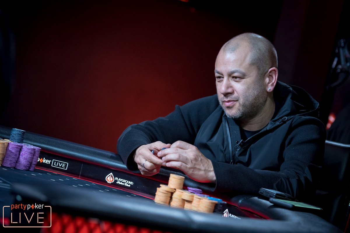 Rob Yong Partypoker