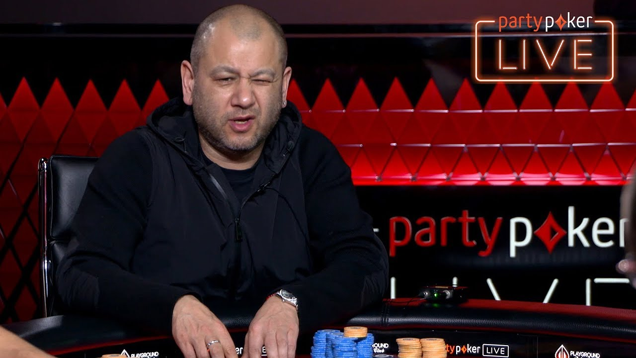 Partypoker Rob Yong