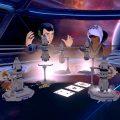 PokerStars VR spaceship