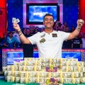 Hossein Ensan WSOP Main Event winner
