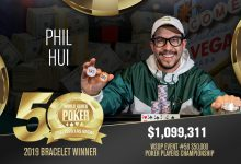 From Low Stakes to $50K Champ: Phil Hui Wins WSOP Poker Players Championship
