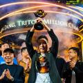 Aaron Zang Triton Poker Tour London