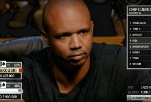 WSOPE Winners Take Backseat as Phil Ivey Misclick Steals Limelight (VIDEO)