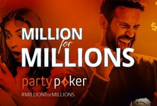 Partypoker Offering Millions of Ways to Play Millions Online 2019
