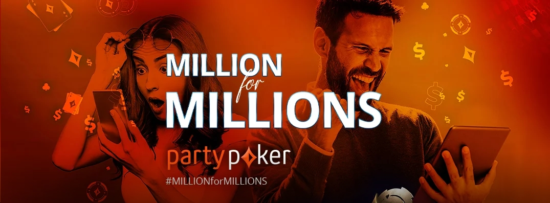 Million for Millions Partypoker