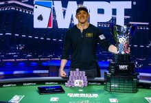 Alex Foxen Spends Over $50K to Win $10K WPT Five Diamond World Poker Classic