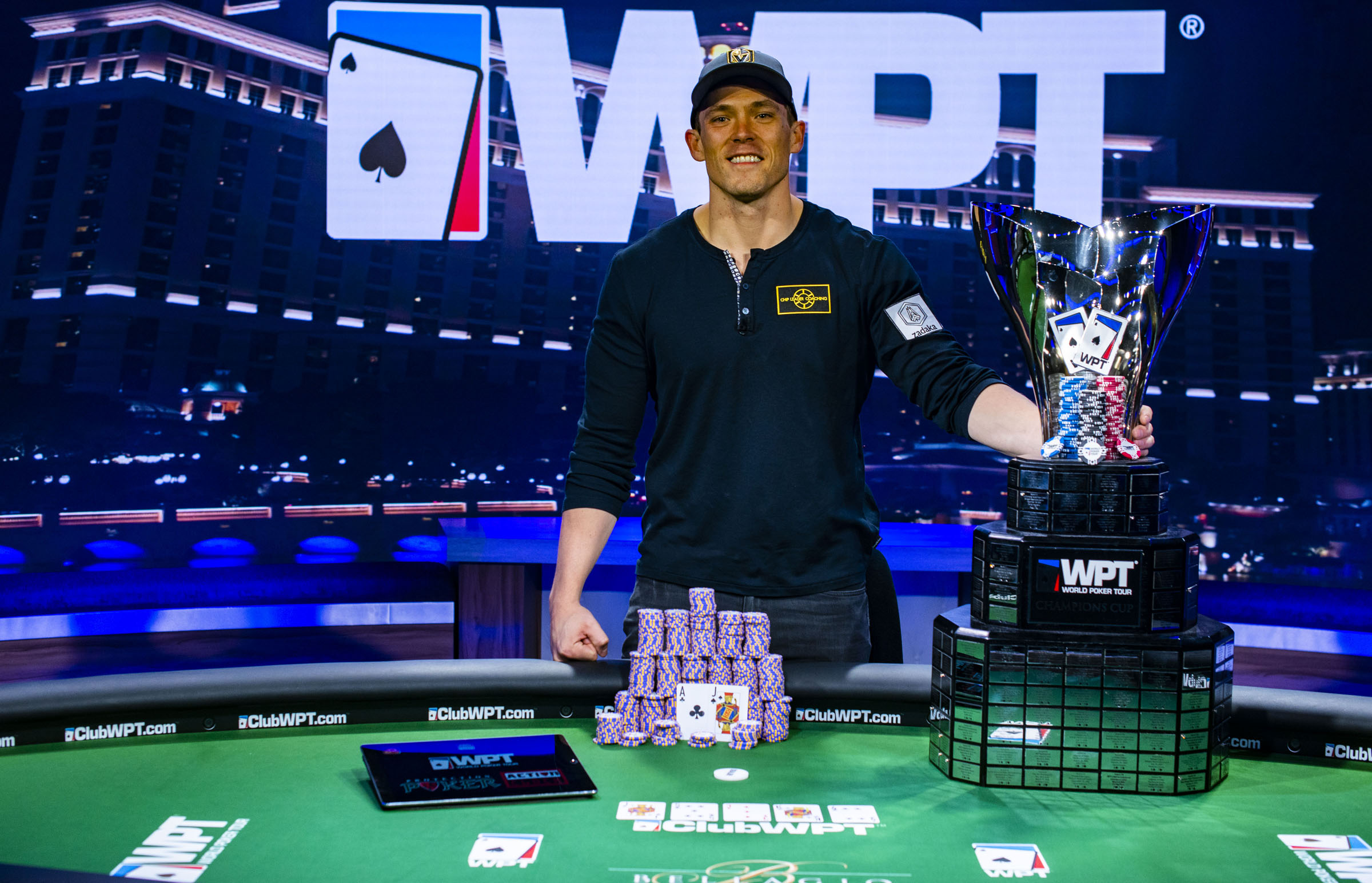 Alex Foxen WPT win