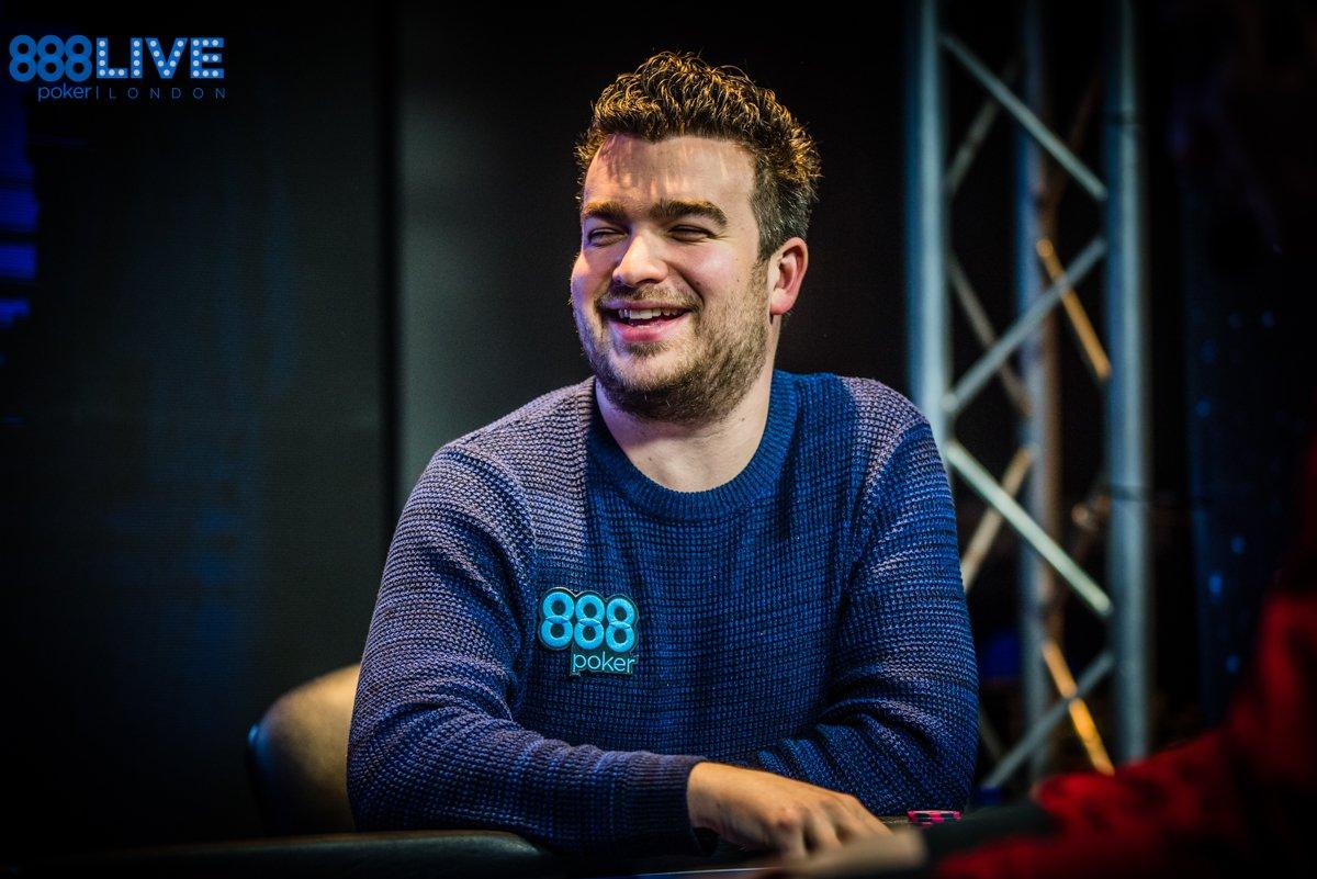 888poker Chris Moorman