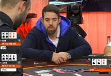 Luke Schwartz Steals Show During Partypoker Home Game