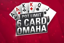 PokerStars Introduces Action-Packed Six-Card Pot Limit Omaha