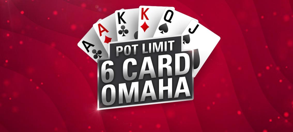 Six-card PLO