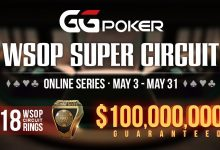 GGPoker and Partypoker to Offer $120 Million Worth of MTT Value in May