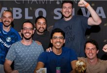 Pablo Brito Silva Steals Show As Irish Poker Open Plays Out Online