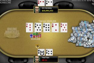 WSOP Online Update: Jonathan Dokler Heads List of Recent Winners