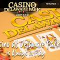 Delaware Park poker