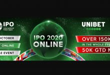 International Poker Open Kicks Off On Unibet this Week