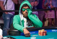 Upeshka De Silva Leads US WSOP Main Event