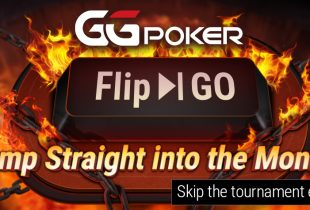 GGPoker Turns Tournaments Upside Down with Flip & Go Innovation