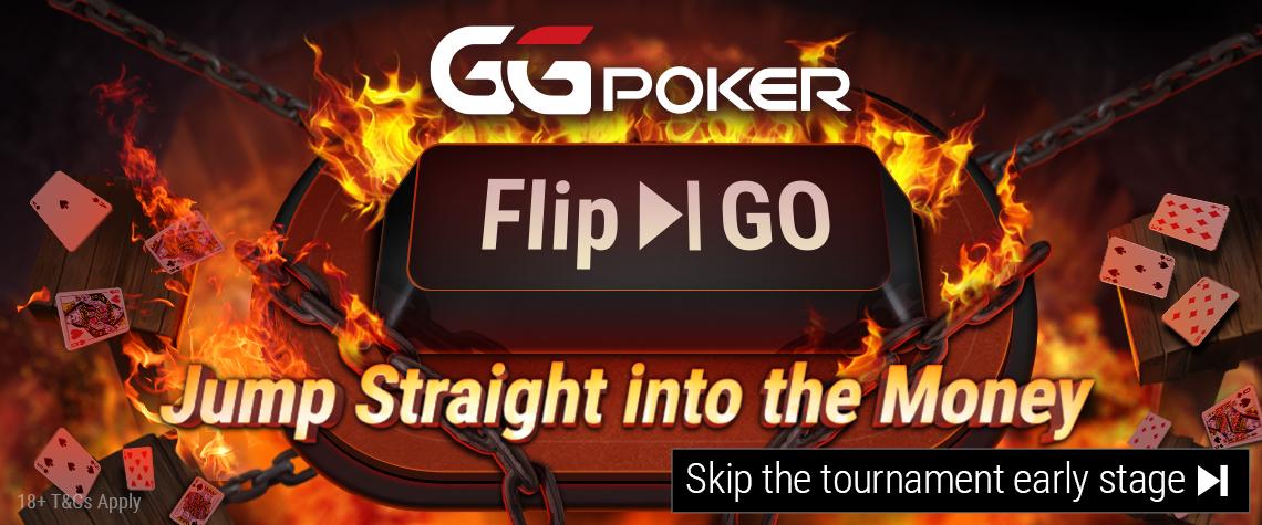 GPoker Flip & Go
