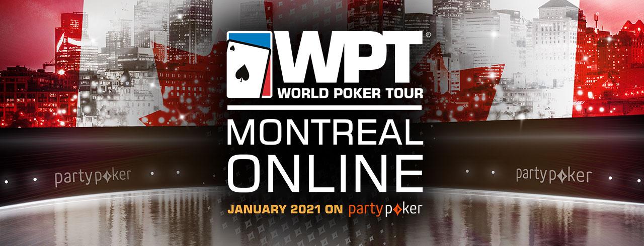 Partypoker WPT Montreal