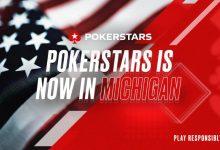 Online Poker in Michigan Goes Live with PokerStars MI