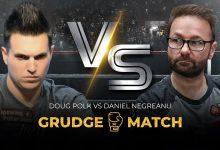 Doug Polk a Lock to Beat Daniel Negreanu Following $210K Upswing