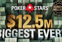 PokerStars Gears Up for Season of Value with Sunday Million and SCOOP