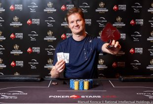 PokerStars SCOOP Latest: Dejan Kaladjurdjevic Becomes First Triple Winner