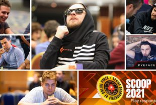 PokerStars' SCOOP Ending on a High with Packed Main Events