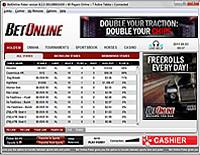 BetOnline Poker Review (Fresh and new poker room) Betonlinelobby
