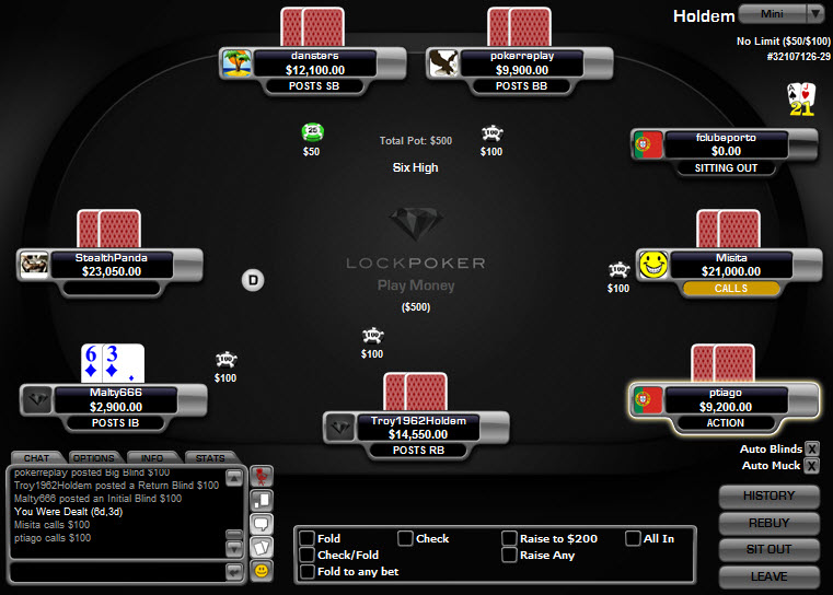 online poker rooms usa