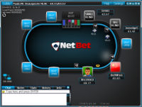NetBet Table View