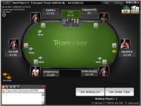 iPoker Poker Table