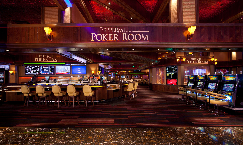 poker rooms reno nevada