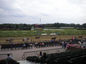 Delaware's three race tracks all saw their online poker revenues drop in June.