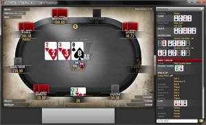 The French online poker market is led by Winamax and PokerStars.