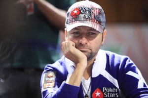 Daniel Negreanu is at the top of PokerStars' Social Power Table, with Phil Ivey rated second.