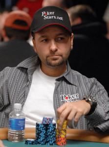 Daniel Negreanu Poker Bet