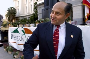 State Senator Lou Correa of California