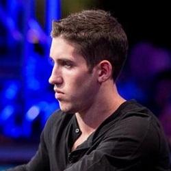 Poker player Daniel Colman