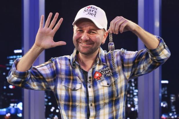 Daniel Negreanu $1M prop bet